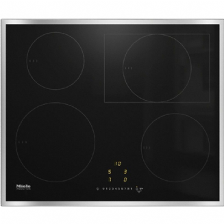 MIELE KM 7262 FR Induction hob with onset controls with cooking/extended zone